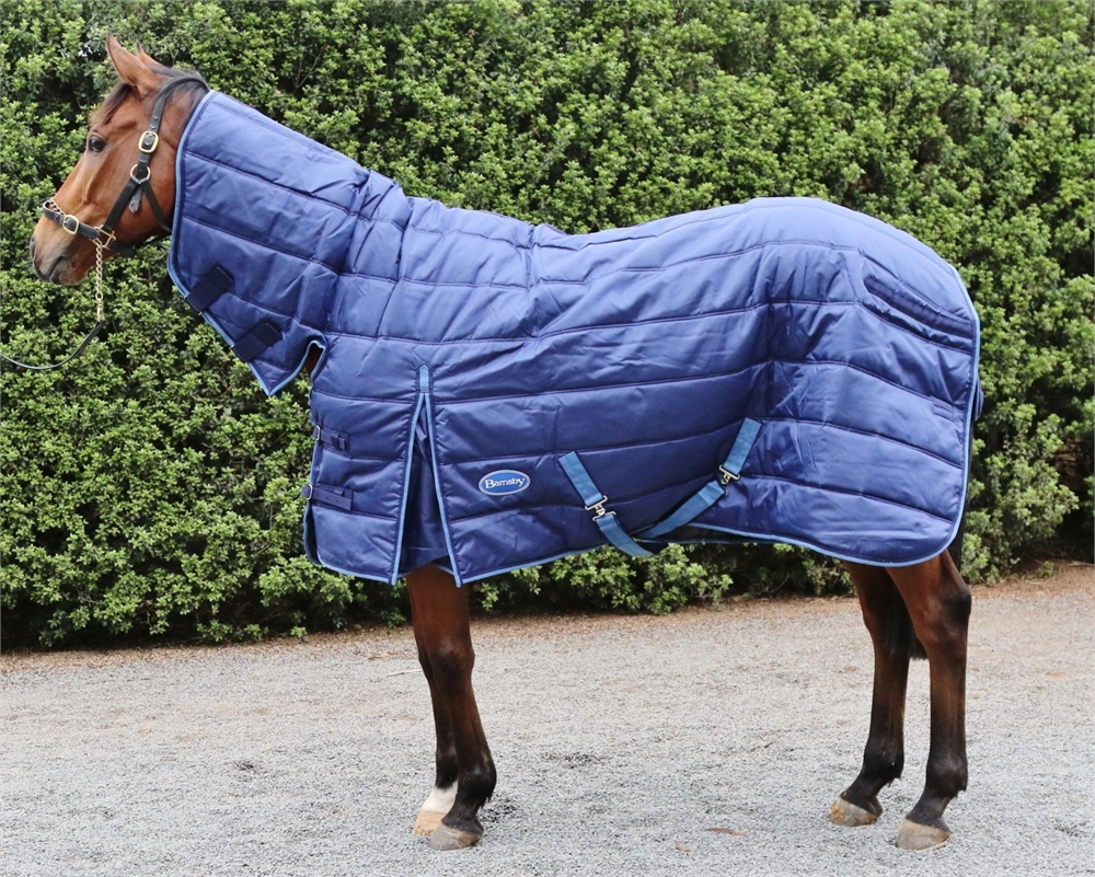 Barnsby Equestrian 420d 210d Denier With Neck Combo Horse