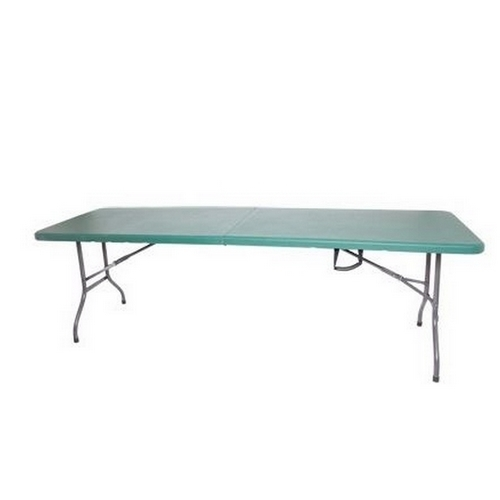 Palm Springs 6 Foot Portable Plastic Banquet Table Folds